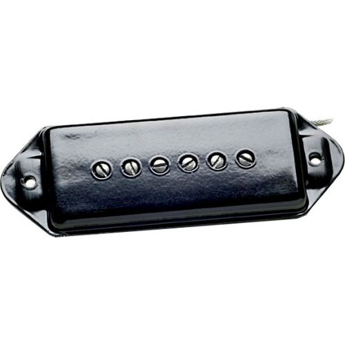 SEYMOUR DUNCAN AN3466 - ANTIQUITY P90 DOG EAR EASEL BLACK