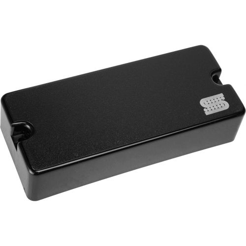 SEYMOUR DUNCAN DINO-B2-7STR - BLACKOUTS - DINO C 7 PH2 EASEL BLACK