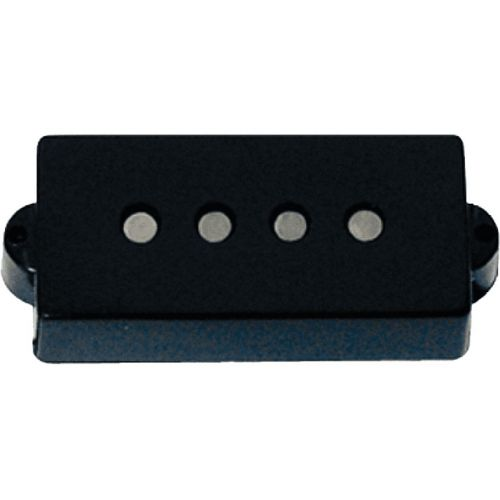 SEYMOUR DUNCAN PB-COVER - COVER PB BLACK WITHOUT LOGO