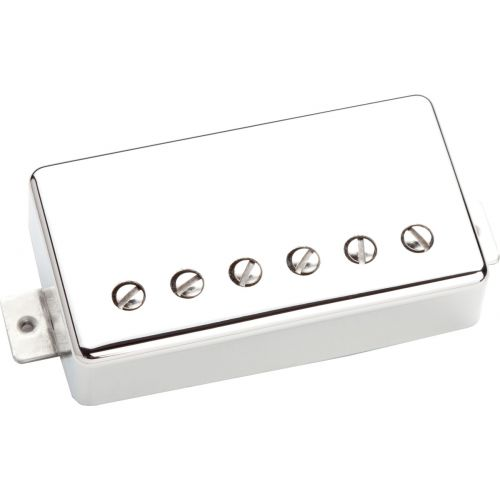 SEYMOUR DUNCAN SH-11-N - CUSTOM CUSTOM STAFFELEI NICKEL