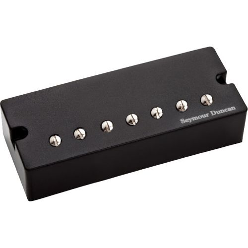 SEYMOUR DUNCAN SH-6B-A-SB-7STR - DISTORTION 7 STAFFELEI AKTIV SB