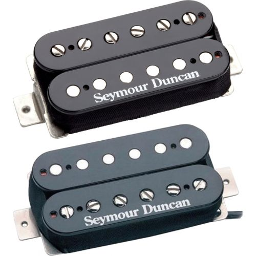 SEYMOUR DUNCAN SH-6S - KIT DUNCAN DISTORTION BLACK