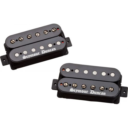SEYMOUR DUNCAN SH-BWSET - BLACK WINTER HB KIT SCHWARZ