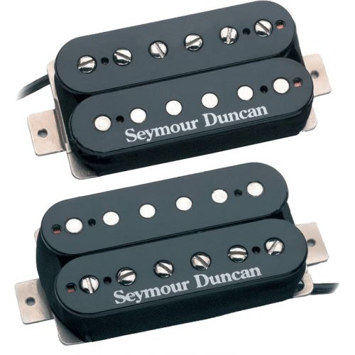 SEYMOUR DUNCAN SH-PG1S - PEARLY GATES KIT NOIR