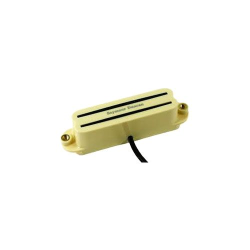 SEYMOUR DUNCAN SHR-1B-C - HOT RAILS STRAT TRESTLE CREAM