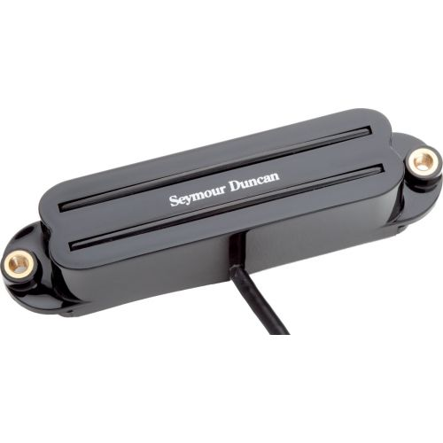 SEYMOUR DUNCAN SHR-1B - HOT RAILS STRAT TRESTLE BLACK