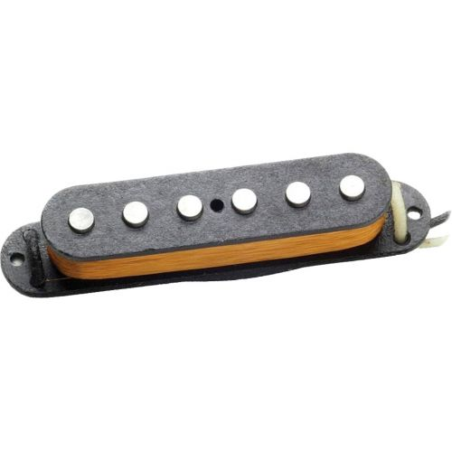 SEYMOUR DUNCAN SJAG-2B - HOT JAGUAR TRESTLE BLACK
