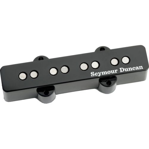 SEYMOUR DUNCAN SJB-2B - HOT JAZZ BASS STAFFELEI SCHWARZ