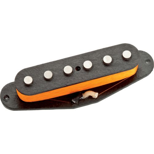 SEYMOUR DUNCAN SSL-2RWRP - VINTAGE FLAT STRAT WITHOUT COVER