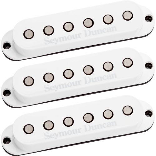 SEYMOUR DUNCAN SSL-3-CSET - HOT STRAT CAL KIT WEISS