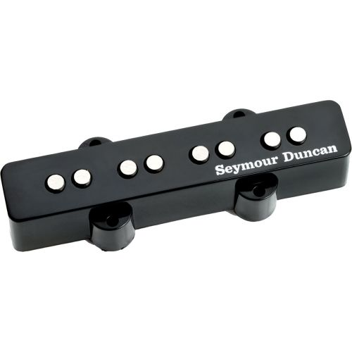 SEYMOUR DUNCAN STK-J2B - HOT STACK JB TRESTLE BLACK