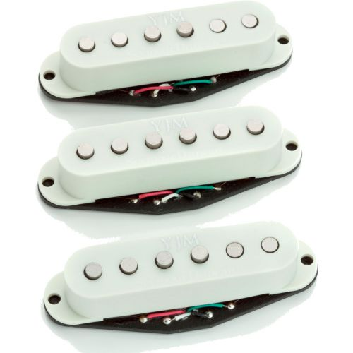 Single-Coil Humbucker