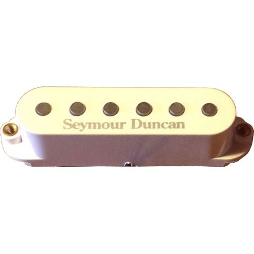 SEYMOUR DUNCAN STK-S4N-C - STACK PLUS STRATARMELCREME