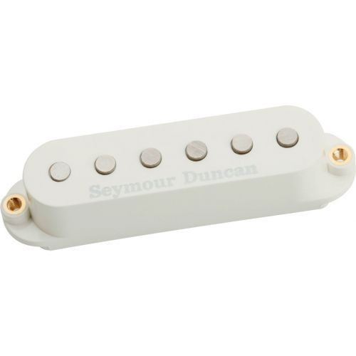 SEYMOUR DUNCAN STK-S4S-W - STACK PLUS STRAT CHEVALET BLANC