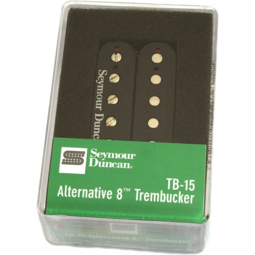 SEYMOUR DUNCAN TB-15 - ALTERNATIVE 8 TB STAFFELEI SCHWARZ