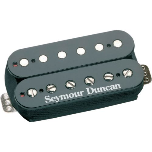 SEYMOUR DUNCAN TB-6 - DUNCAN DISTORTION TREMBUCKER SCHWARZ