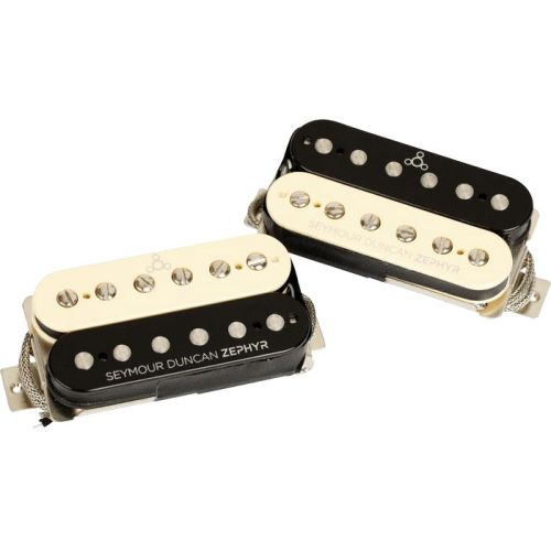 Guitar pickups and preamps