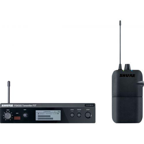SHURE PSM 300 - PACK SENDER EMPFANGER - L19
