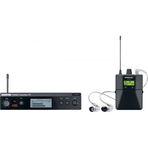In-ear monitor systeems