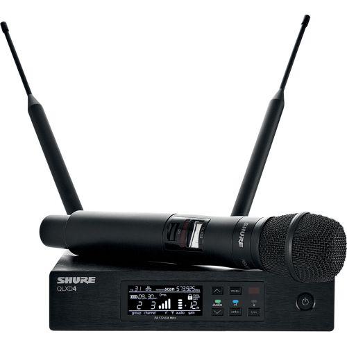 Microfoni e Sistemi Wireless