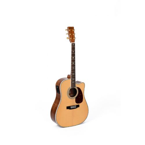 SIGMA DKC41E DREADNOUGHT KOA