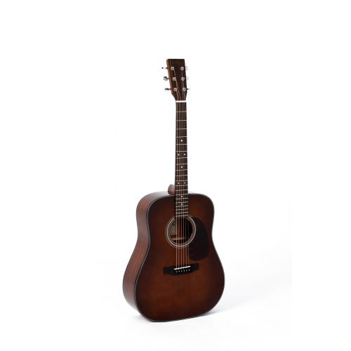 SIGMA DM1STBR DREADNOUGHT BROWN SUNBURST