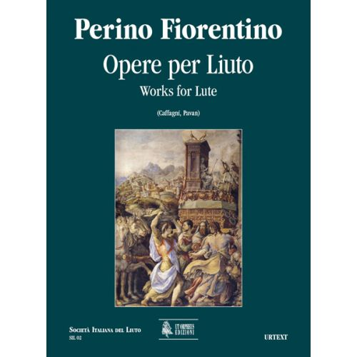 UT ORPHEUS FIORENTINO PERINO - WORKS FOR LUTE
