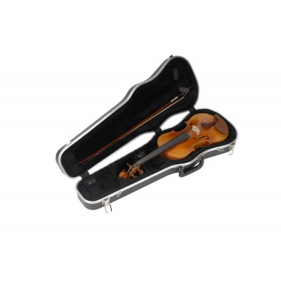 SKB MUSIC STRING INSTRUMENTS CASES 4/4 VIOLIN / 14