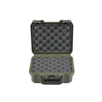 SKB SPORTS GUNS PISTOL CASES 3I-0907-4M-L GREEN