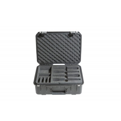 SKB 3I-1813-7WMC - CASE FOR 8 WIRELESS MIC SYSTEMS