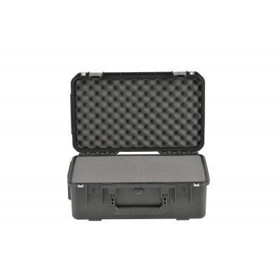 SKB 3I-2011-8B-C - UNIVERSAL WATERPROOF CASE 520 X 292 X 203 (153+50) MM EMPTY WITH CUBED FOAM