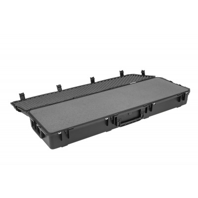 SKB INDUSTRIAL SINGLE LID CASES 3I SERIES 3I-6018-8B-L BLACK