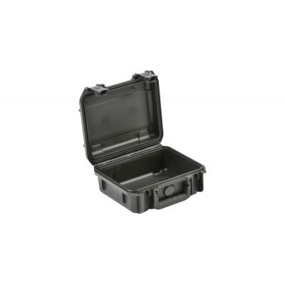 SKB 3I-0907-4B-E - UNIVERSAL WATERPROOF CASE 235 X180 X 105 (75+30) MM WITH MINI-LATCH, EMPTY