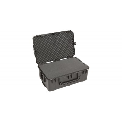 SKB 3I-2918-10B-C - UNIVERSAL WATERPROOF CASE 737 X 457 X 276 (225+51) MM CUBED FOAM WITH WHEELS AND P