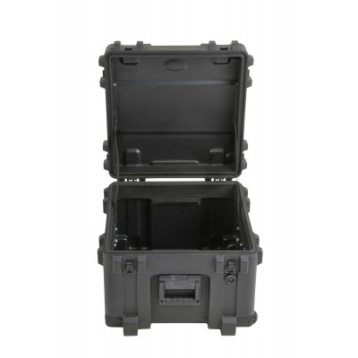 SKB 3R1919-14B-EW - UNIVERSAL WATERPROOF ROTO-MOLDED CASE 483 X 483 X 368 (289+76) MM EMPTY WITH WHEEL