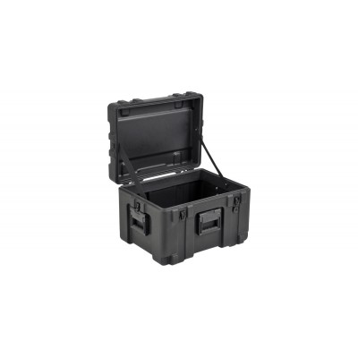 SKB 3R2216-15B-E - UNIVERSAL WATERPROOF ROTO-MOLDED CASE 560 X 406 X 381 (305+76) MM EMPTY