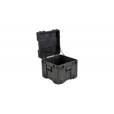 SKB 3R2222-20B-E - UNIVERSAL WATERPROOF ROTO-MOLDED CASE 558 X 558 X 508 (419+98) MM WITH EMPTY