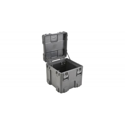 SKB 3R2424-24B-E - UNIVERSAL WATERPROOF ROTO-MOLDED CASE 609 X 609 X 609 (521+89) MM EMPTY