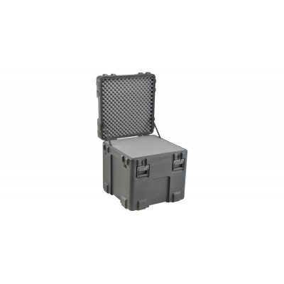 SKB 3R2727-27B-L - UNIVERSAL WATERPROOF ROTO-MOLDED CASE 685 X 685 X 685 (597+89) MM WITH LAYERED FOAM
