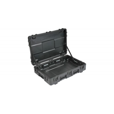 SKB INDUSTRIAL SINGLE LID CASES 3R SERIES 3R3221-7B-E BLACK