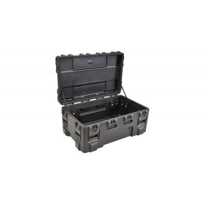 SKB 3R4024-18B-E - UNIVERSAL WATERPROOF ROTO-MOLDED CASE 1016 X 609 X 457 (368+89) MM EMPTY