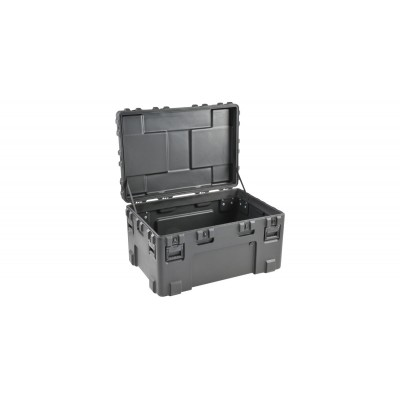 SKB 3R4530-24B-E - UNIVERSAL WATERPROOF ROTO-MOLDED CASE 1143 X 760 X 610 (521+89) MM EMPTY, CASTER KI