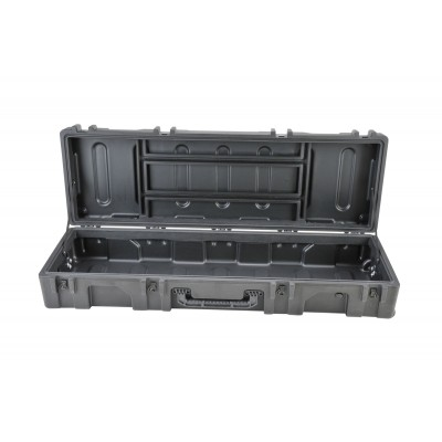 SKB 3R6218-10B-EW - UNIVERSAL WATERPROOF ROTO-MOLDED CASE 1575 X 457 X 254 (176+76) MM EMPTY WITH WHEE