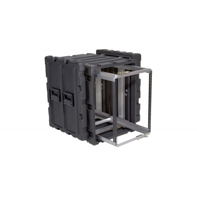 SKB 3RR-14U24-25B - 14U REMOVABLE SHOCK RACK 24