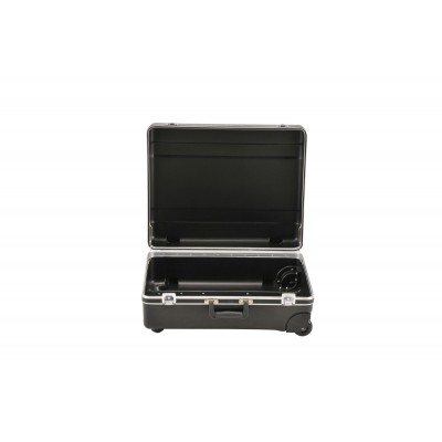 SKB INDUSTRIAL MR PULL HANDLE CASE WITHOUT FOAM BLACK