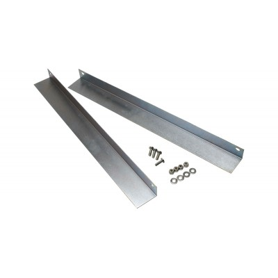 SKB 3SKB-SR28 - SUPPORT RAILS - STL. ZINC PLATED - FITS ONLY ON 28
