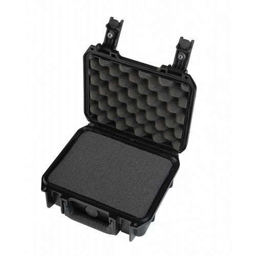SKB 3I-0907-4B-C - UNIVERSAL WATERPROOF CASE 235 X180 X 105 (75+30) MM WITH MINI-LATCH, CUBED FOAM