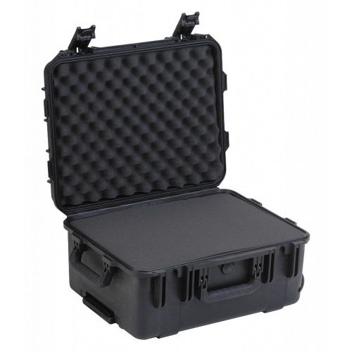 SKB 3I-1914-8B-C - UNIVERSAL WATERPROOF CASE 483 X 362 X 203 (153+50) MM WITH WHEELS AND CUBED FOAM