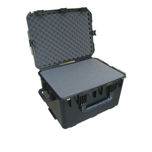 SKB 3I-2317-14B-C SKB UNIVERSAL WATERPROOF CASE 584 X 432 X 356 (292+64) MM CUBED FOAM WITH WHEELS AND P