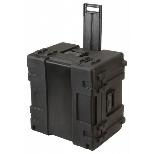 SKB 3R2217-10B-DW - UNIVERSAL WATERPROOF ROTO-MOLDED CASE 558 X 431 X 266 (191+76) MM WITH DIVIDERS &